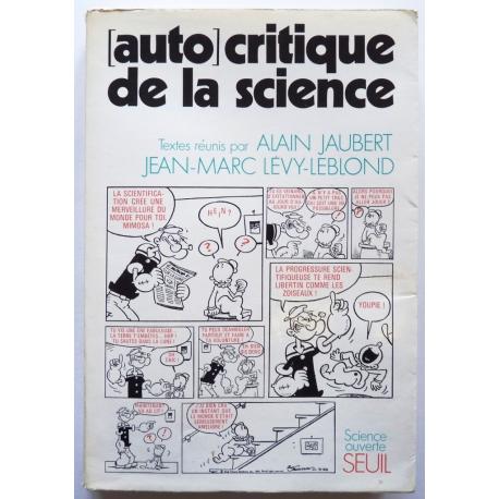 Auto-critique de la science
