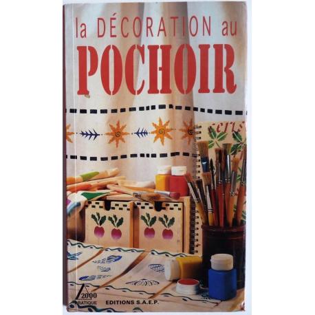 La d coration au pochoir par laurence wichegrod editions for Decoration porte au pochoir