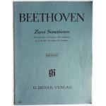 Schumann, Waldszenen, Opus 82