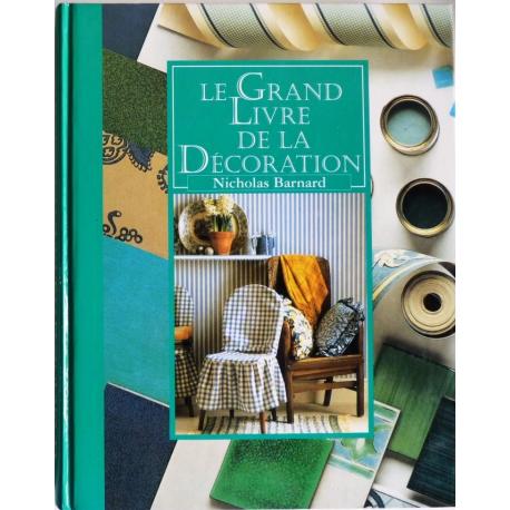 Couverture de le grand livre de la décoration