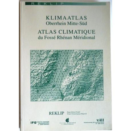 Atlas climatique du Fossé Rhénan Méridional