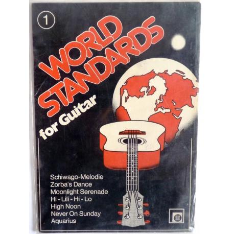 World standards for Guitar
