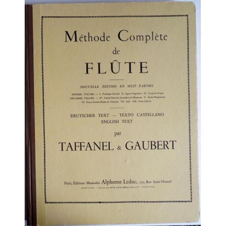 Méthode complète de flûte