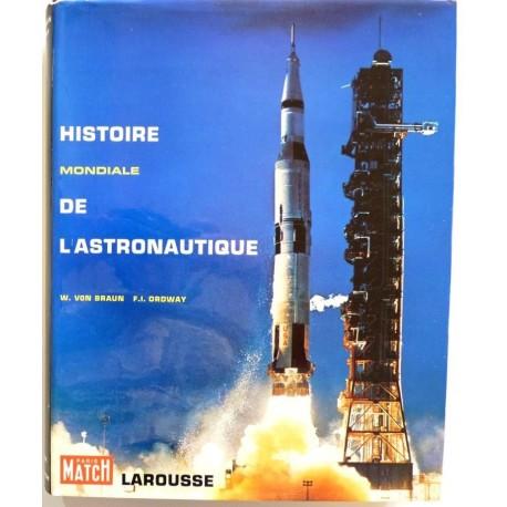 Histoire mondiale de l'astronautique