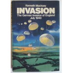 Invasion, the German invasion of England, July 1940