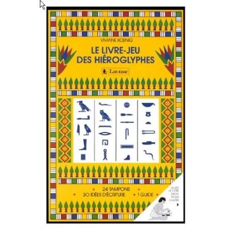 Le livre-jeu des hiéroglyphes