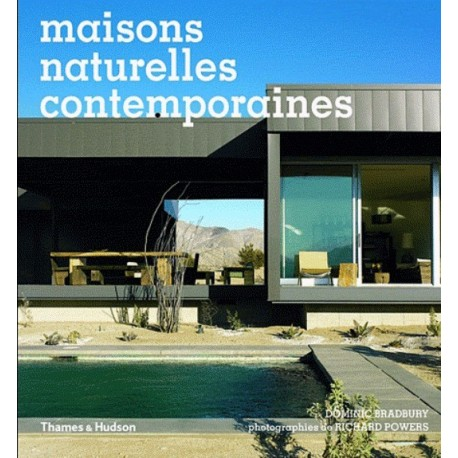 Maison naturelles contemporaines