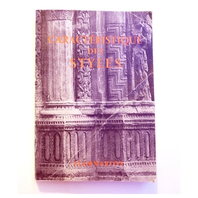 Caract ristique des styles 410 sujets de styles dont 18 for Caracteristique anglais
