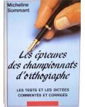 Les épreuves des championnats d'orthographe