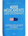 4000 médicaments sans ordonnance