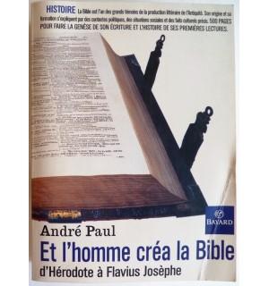Et l'homme créa la Bible - d'Hérodote à Flavius Josèphe