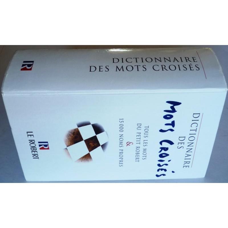 Dictionnaire des mots crois s editions france loisirs 1999 for Cuisine americaine mots croises
