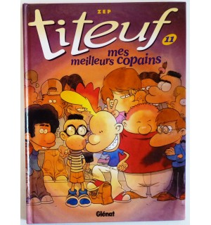 Titeuf, mes meilleurs copains, tome 11