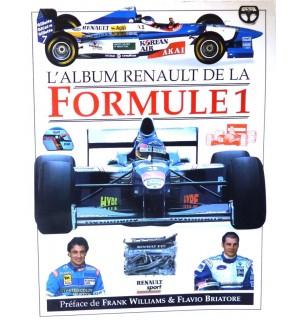 L'album Renault de la formule 1