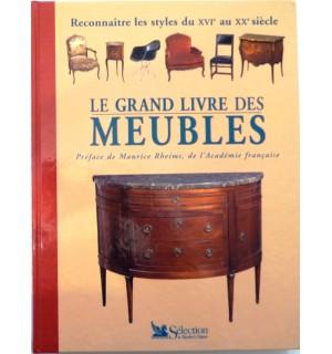 le grand livre des meubles reconna tre les styles du xvie au xxe s. Black Bedroom Furniture Sets. Home Design Ideas