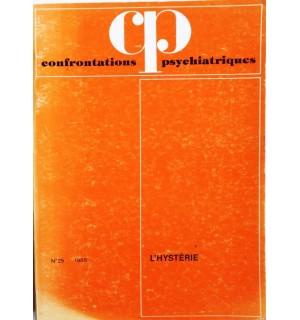 Confrontations psychiatriques, l'hystérie