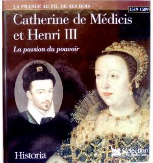 Catherine de Médicis et Henri III