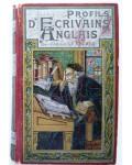 Profils d'écrivains anglais