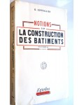 Notions sur la construction des bâtiments