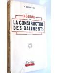 Notions sur la construction des bâtiments